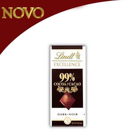 LINDT - 99% cacao 100gr