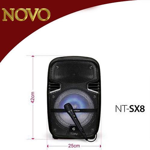 NORTH TECH - Caixa de som NT-SX8