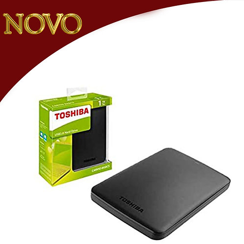 TOSHIBA - HD Externo 1TB