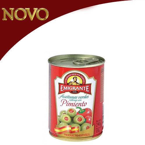 EL EMIGRANTE - Azeitonas c/Pimentão