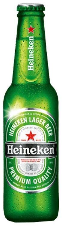 HEINEKEN - Cerveja Holanda Garrafa 250ml