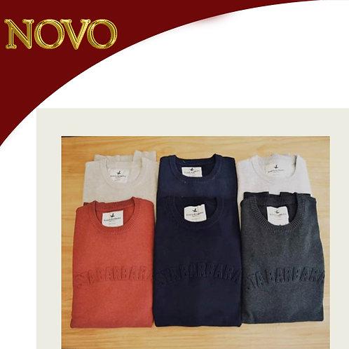 Suéter Básico Feminino/Masculino