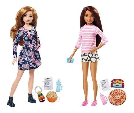 Barbie Babysitters