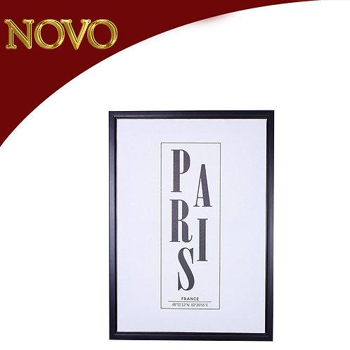 Quadro Paris  45x60x2.7cm