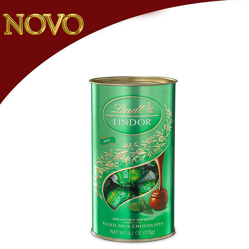 LINDT - Lindor Mini Tube Mint 175g