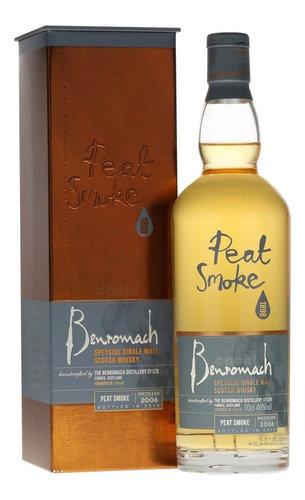 Whisky Benromach Peat Smoke 700ml