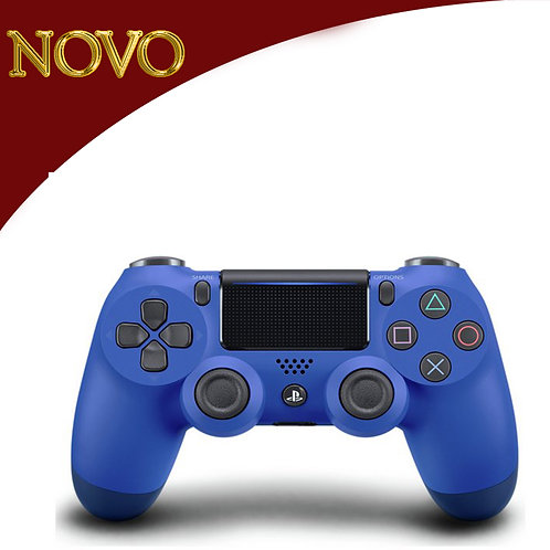 PS4 Controle Wireless Wave Blue
