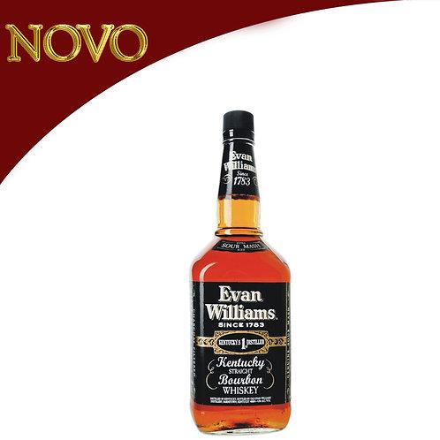 Whisky Evan Williams Black 750ml