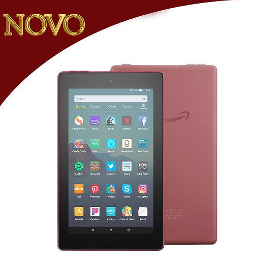 AMAZON - Tablet Fire 7 Whith Alexa Plum