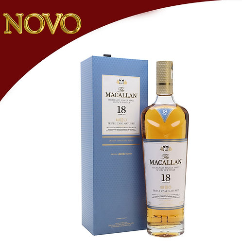 Whisky The Macallan 18year Triple Cask