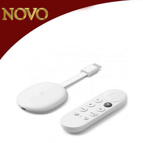 GOOGLE - Chromecast 4 With Google Tv