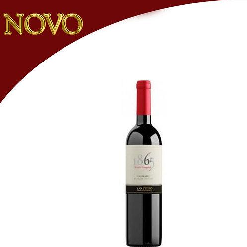 Vinho 1865 Carmenere 750ml