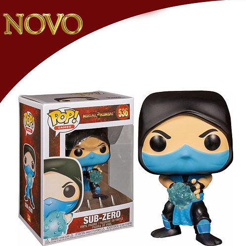 Funko Pop - Mortal Kombat Sub-Zero