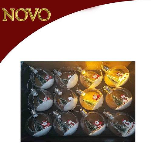 Bolas decorativas 10cm