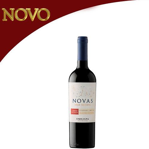 Vinho Novas Cabernet Sauvignon 750ml