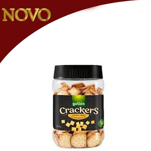 GULLON - Biscoitos sabor queijo 250g