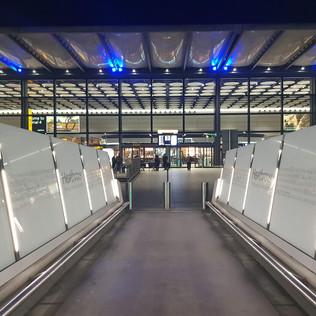 Heathrow Terminal 4 Link Bridge