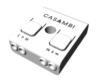 Casambi CBU-TED Bluetooth Mains Dimmer Module