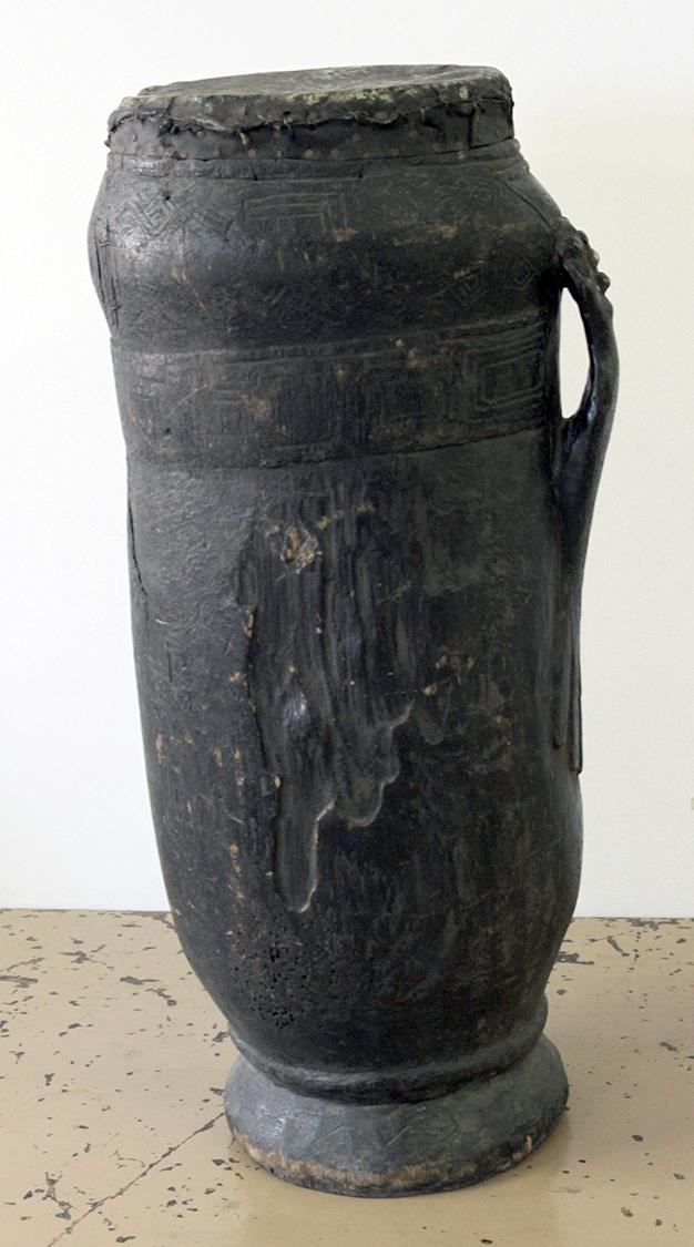 Antique African Drum