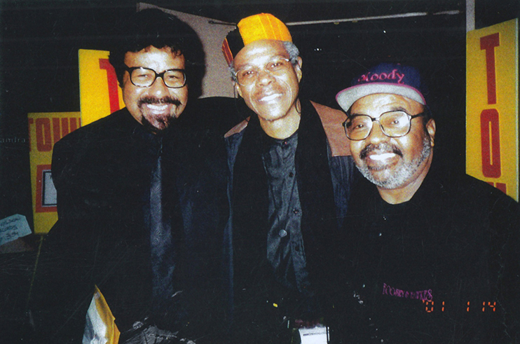 David Baker, JHP, James Moody