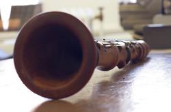 Wooden Clarinet