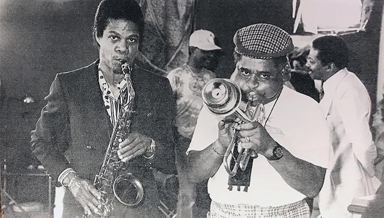 JHP & Dizzy Gillespie