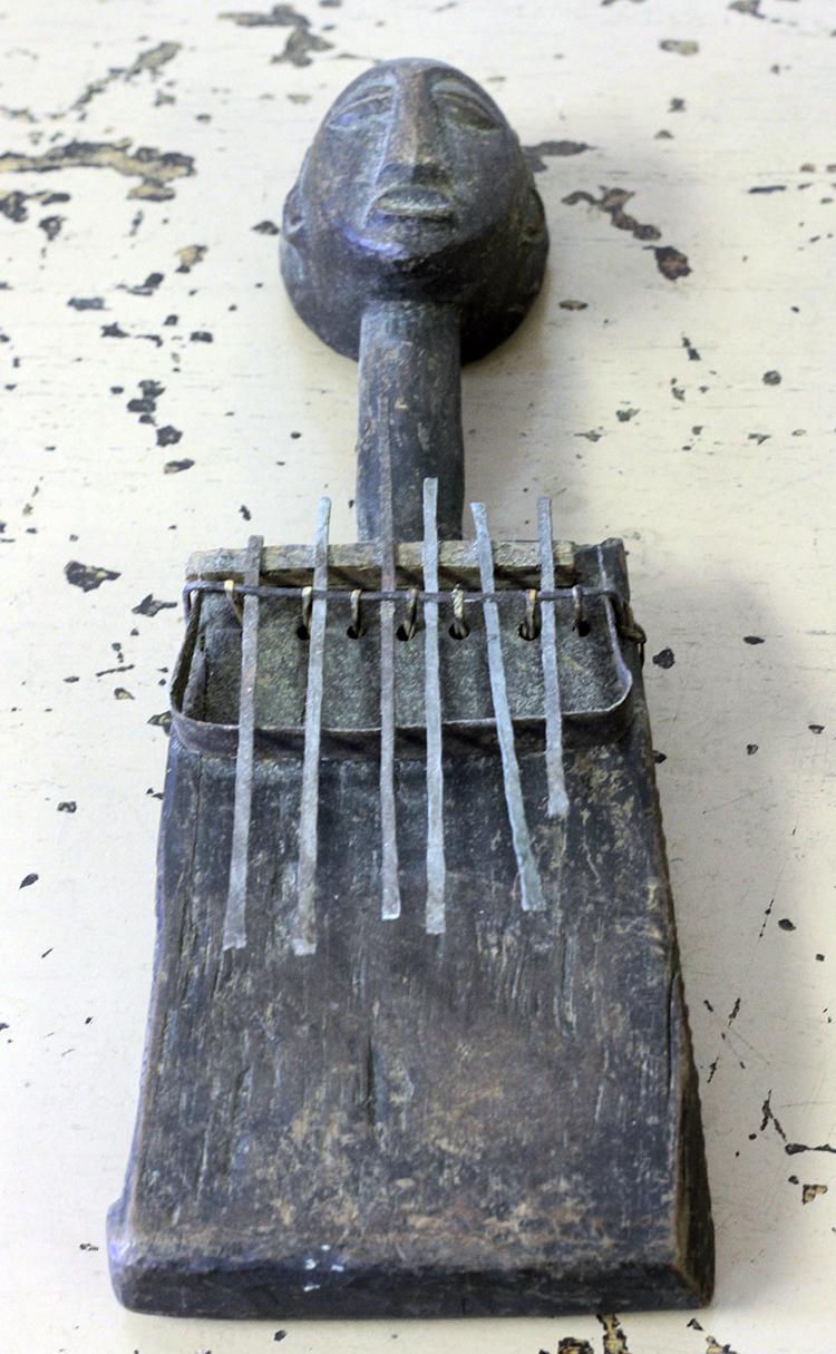 Antique Thumb Piano