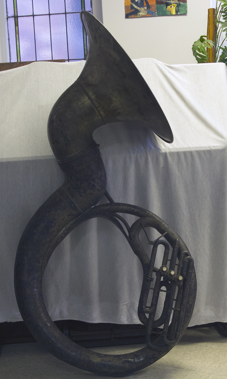 Antique Sousaphone