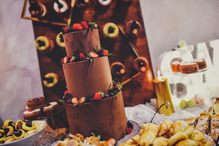 Svatební catering