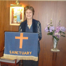 Address and Bible Reading by Helen Croucher