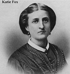 on March 31st 1848 at Hydesville New York State, USA two sisters Margaretta and Catherine Fox established intelligent communication with a spirit entity – giving birth to modern Spiritualism movement