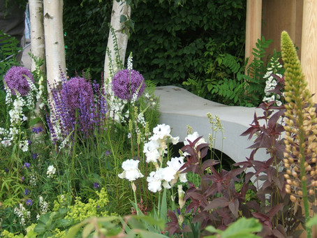 Planting combinations to make your heart sing...