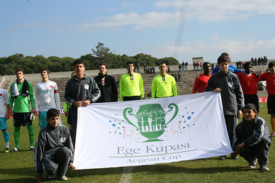 TFF Ege Kupası Aegean Cup Logo Tasarımı