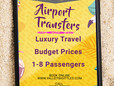 Luxury Airport Transfers & Budget Prices with Valley Shuttles Minibus Hire!