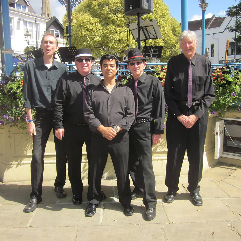 The Revivals, Our New Years Eve band + Dinner option