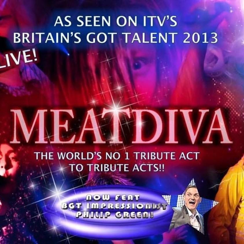 Meat Diva, Impressionists of stars