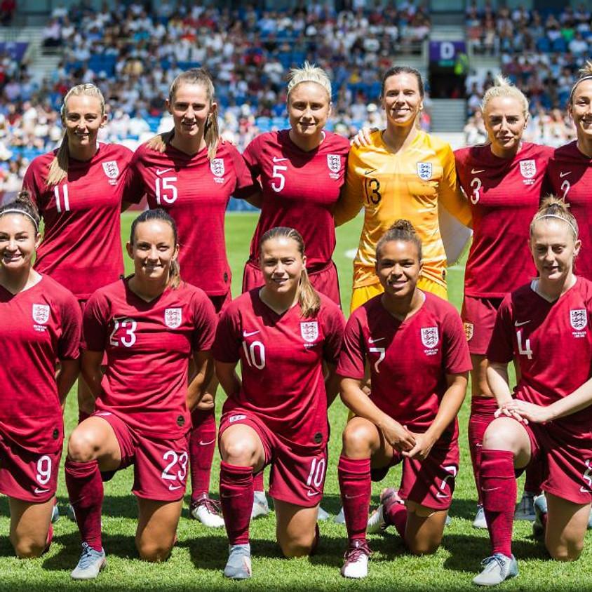 Women's World Cup Final, 2019, England V Scotland