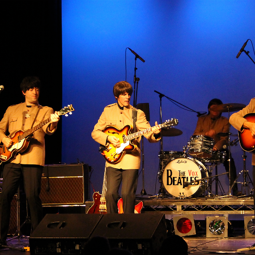 Vox Beatles. This is a ticketed event. Tickets now available