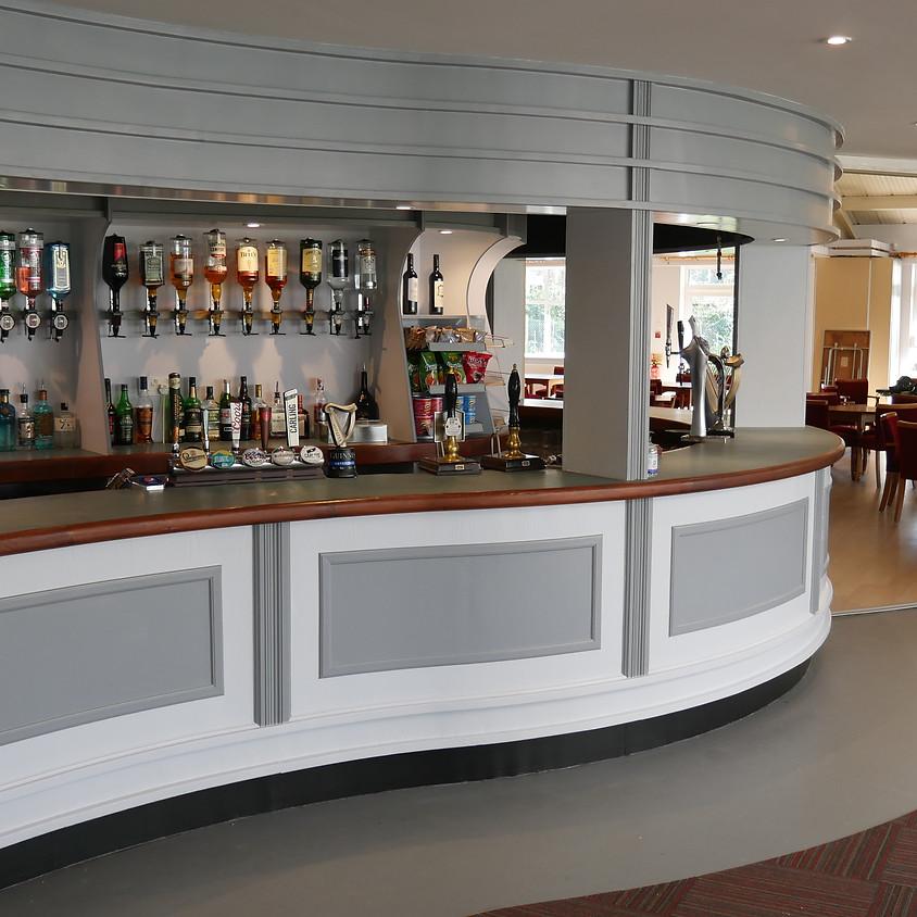 Vacancies for bar staff, various shifts available