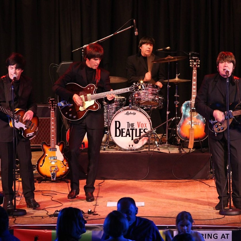 Vox Beatles. SOLD OUT. No tickets available on door.