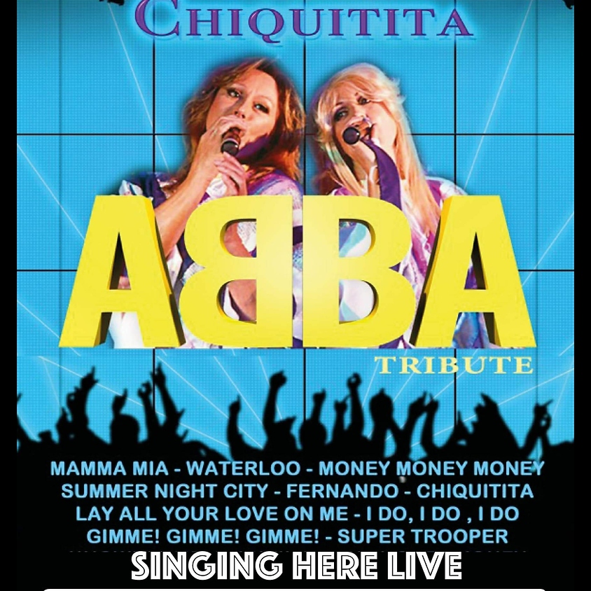 ABBA Tribute band - this is a ticketed event