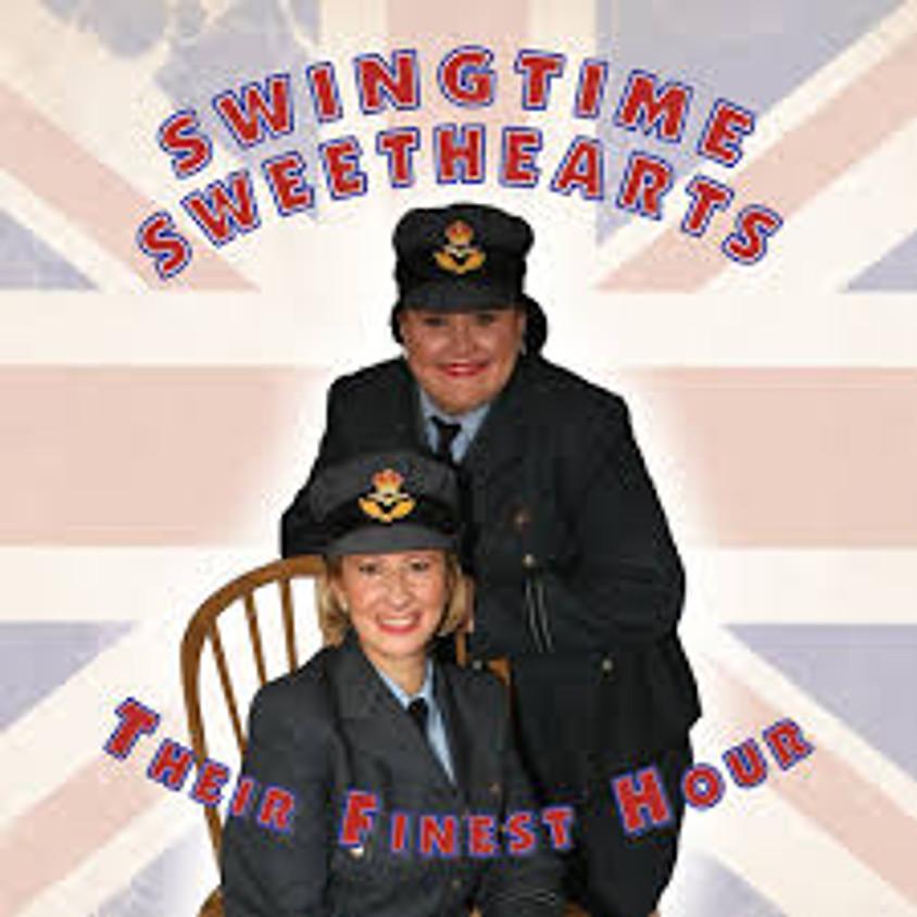 Swingtime Sweetharts, 1940s theme