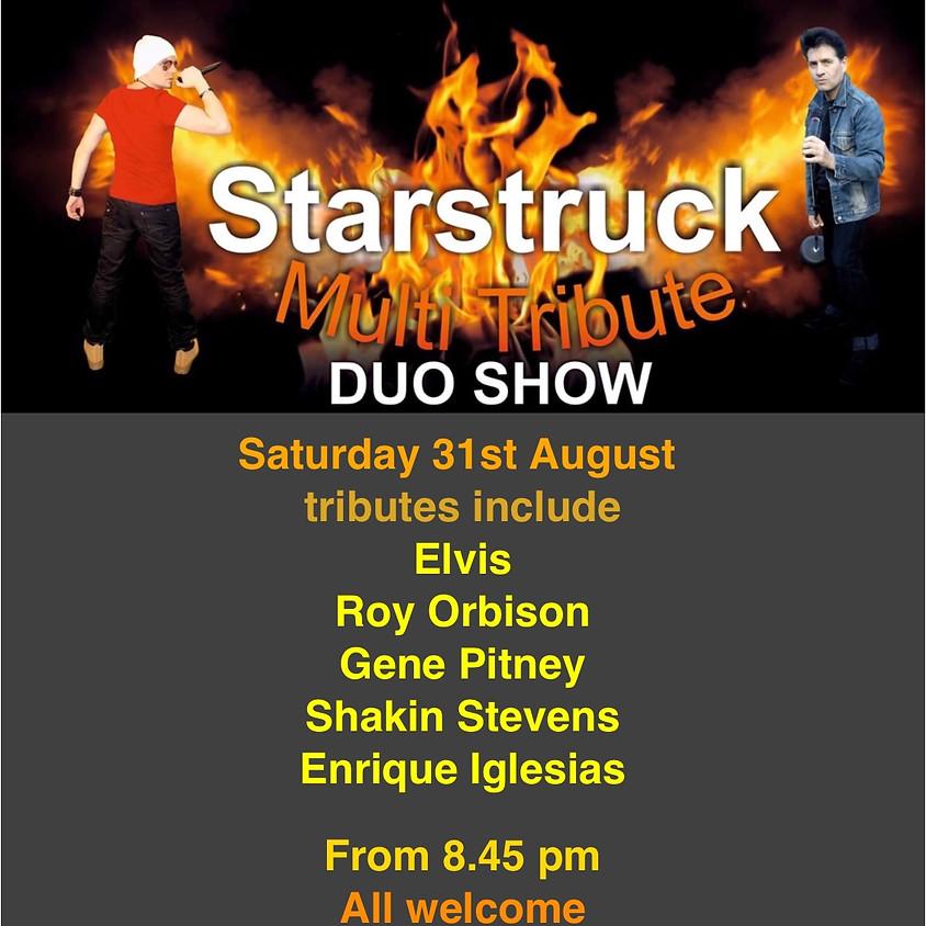 Starstruck, Multi tribute Duo Show