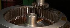 Механическая обработка. Изготовление конических колес с внутриним зацеплением. Краснодар