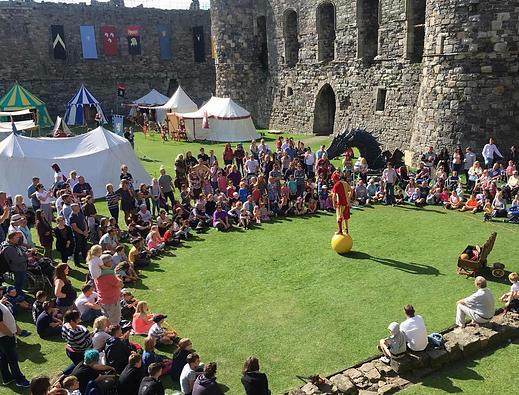Beumars Castle Jester
