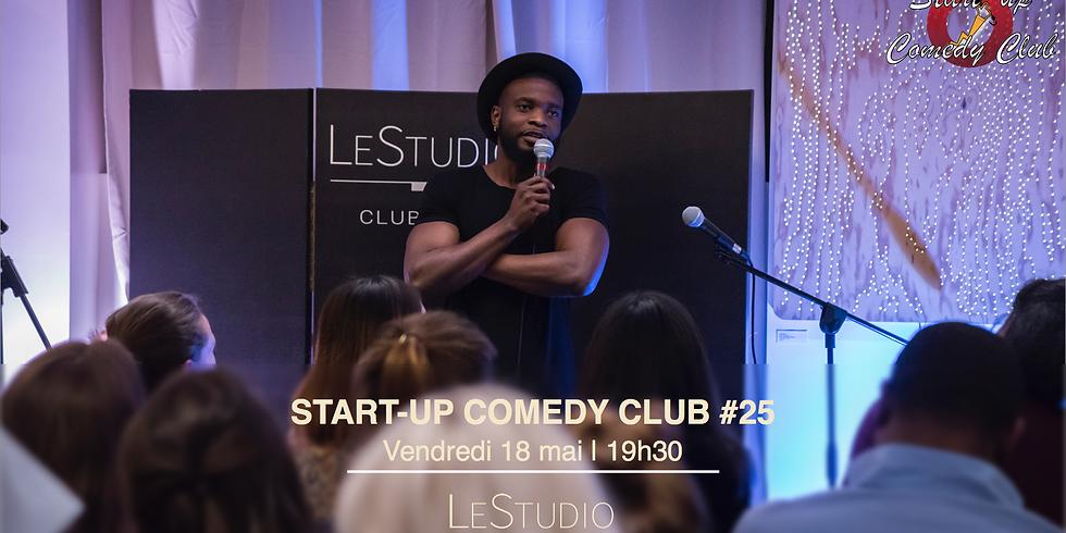 Start-up Comedy Club #25
