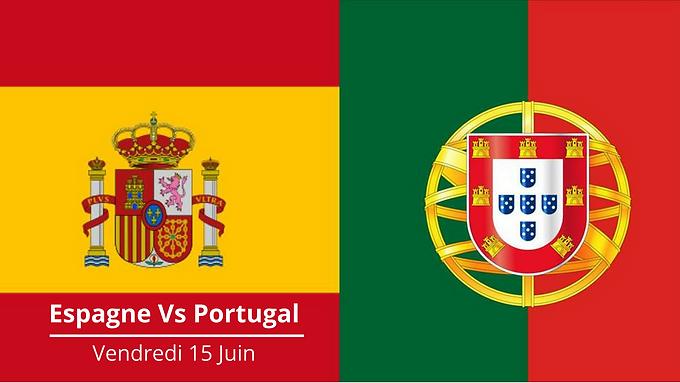 Espagne VS Portugal