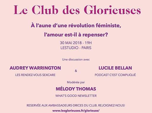 Le Club des Glorieuses
