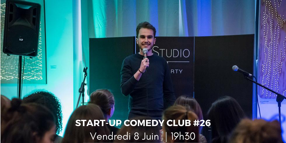 Start-up Comedy Club #26