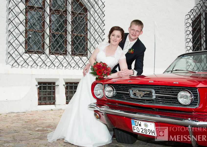 Hochzeit Burg Meissen
